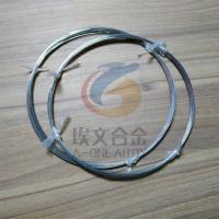 Quality NI-SPAN-C Alloy 902 UNS N09902 constant elastic alloy wire/strip for sale