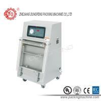 Tea / Coffee Bag Vacuum Packaging Machine With Oil Filter CE Certification