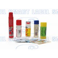 Multi - Pack Bottle Shrink Sleeve PET Shrink Label in 8 Colors CMYK