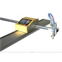 Quality Steel Plate Correction Function Portable CNC Plasma / Flame Cutting Machine With THC for sale