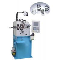 Quality Fast Debug Torsion Spring Machine 80*65*145 cm with CNC controlled servo motion system for sale