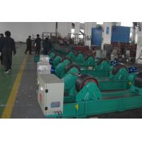 Quality High Precision Machined Pipe Welding Rollers Bed Pipe Tank Welding for sale