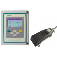 China Precision Ultrasonic Flow Meter For Open Channel / Partially Filled Pipe Ultraflow 6537 on sale