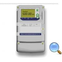 Quality DTSY669/DSSY669 Three-phase Electronic Prepayment Watt-hour meter for sale