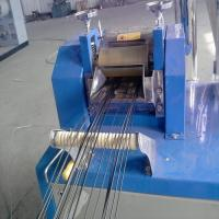 PP PS ABS PC Pelletizing Recycling Plastic Granulator Machine With Cold Cut