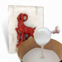 China manual mold silicone rubber on sale