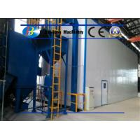 Quality Large Moulds Media Blasting Booth Efficient Shot Peening Treatment BTSR-9090PS for sale