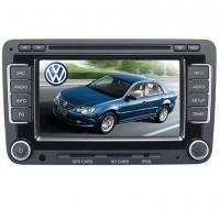 China CAR DVD PLAYER with GPS function preloaded map on sale