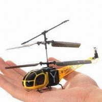China New 3CH Mini Lama RC Helicopter with 20 to 30 Minutes Charging Time on sale