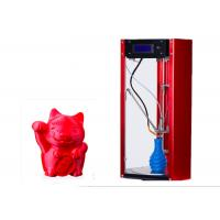 Buy cheap Metal Delta 3D Printer PLA 0.1mm Thickness For Industrial Robots 350x358x620mm 1 from wholesalers