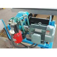 Quality CE certification automated cable pulling winch conctruction winch for sale for sale