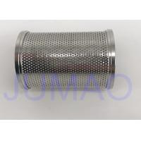 Quality Easy To Wash SS Sintered Filter Elements Punching Plate And Multi Layer Structure for sale