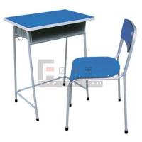 Single student desk and chair school table student table - Student desk and chair set ...
