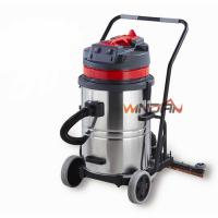 Quality 60L Heavy Duty Vacuum Cleaner , 2000W Power Industrial Vacuum Cleaner CE Certification for sale