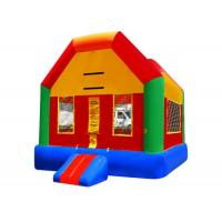 Quality Rainbow Outdoor Playground Inflatable Bounce House  With 6 years Warranty for sale