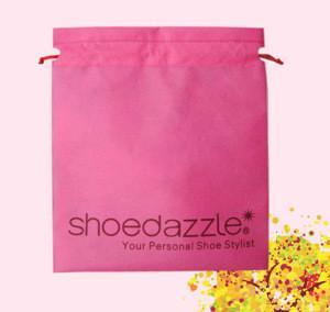 China Drawstring Bag / Dust Bag / Recycle Nonwoven Drawstring Gift Bag on sale