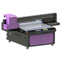 Quality High Quality Two Heads Flat Bed Printer UV For Wood Products for sale