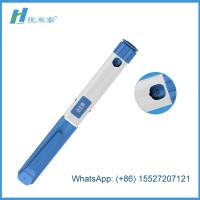China Plastic Refillable Insulin Pen Cartridge , Prefilled Insulin Syringes CE/ ISO Listed on sale