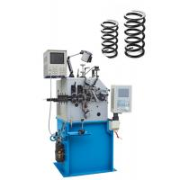 Quality 2 Axis Servo Motor Spring Coiling Machine With Unlimited Feed Length CE Approved for sale