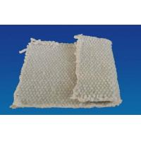 Quality Long Lifetime Ceramic Fiber Cloth With Metallic ,  800 - 1400℃ for sale