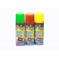 Quality 3OZ Non Flammable Party String Spray 150ml 250m 300ml Eco Friendly for sale