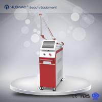 Quality Big discount effective vertical q switch nd yag laser best professional tattoo removal for sale