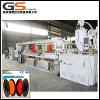 Buy 1.75mm 3.0mm 3D Printer Filament Extruder Machine With 1 Year Warranty at wholesale prices