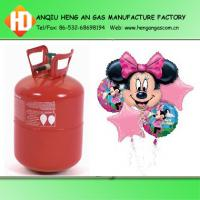 China balloon time disposable helium tank on sale