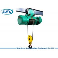 Buy cheap Explosion Proof Electric Rope Hoist , Electric Lifting Hoist 1 - 10T Lifting from wholesalers