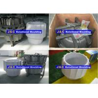 rotational mold for flower pot