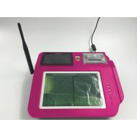 """Quality Wifi / 3G / Ethernet Smart POS System , 7 """" TFT LCD Multi Store POS Terminals for sale"""