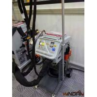 Quality 1Ph 220V 50hz Portable Spot Welder with Crossbar Lifter use Steel Copper 1.5KVA for sale