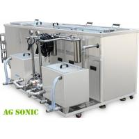 Quality 28Khz Engine Cylinder Head Ultrasonic Washing Machine With Oil Catch Can for sale