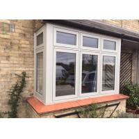 Quality Horizontal Open French Casement Windows with Aluminium Alloy Frame for sale