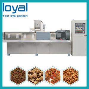 China Pellet snacks food process line pellet food making machine on sale