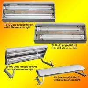Buy cheap Excelaqua Aquarium Tank T5ho Quad Lamp/Power Compact Fixture from wholesalers
