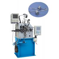 Quality Advanced Torsion Spring Coiling Machine Automatic Oiling for Bettery Springs for sale