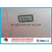 China Tencel Cellulosic Spunlace Nonwoven Fabric Biodegradable 30GSM on sale