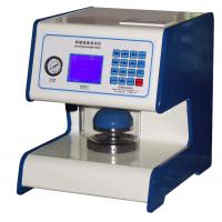 Packaging Test Instruments : Corrugated box package testing equipment bursting strength