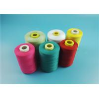 Buy cheap 20s/2 20s/3 Knotless Ring Spun Technics and Raw Pattern 100 Spun Polyester Jeans Sewing Thread from Wholesalers