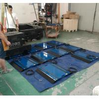 Quality Aluminum Portable Axle Weighing Scales 00Ton 800 × 350 × 22mm For Vehicles for sale