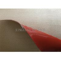 Quality Chemical Corrosion Silicone Coated High Silica Fiberglass Fabric Cloth Multi Color for sale