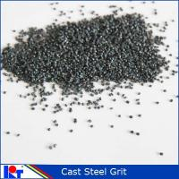 Quality Blast material Abrasive steel GRIT for steel surface G80 for sale