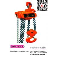 Quality 0.5T-20T , VT Chain Block for sale