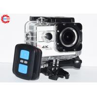 China Wifi 2.4 G Remote Control Action Camera Full HD 1080p OEM Helmet Cams Logo Print on sale