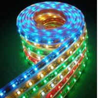 Quality LED flexiable neon light for outdoor lighting with remote RGB controller power supplier for sale