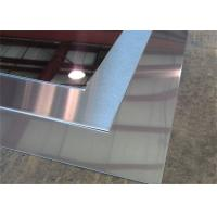 Quality 316L 316 304 201 Stainless Steel Sheet 600-2500mm Width SGS Approval for sale