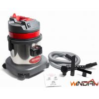 Quality 15L Stainless Steel Drum Wet And Dry Vacuum Cleaner with Ametek Motor for sale