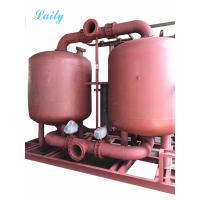 Quality High Reliability Absorption Air Dryer Safe Durable 0.4-1.0Mpa Intake Presssure for sale