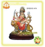 Quality Hindu God-Durga On Tiger for sale